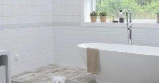 Гранитогрес в банята – гаранция за красота и дълготрайност