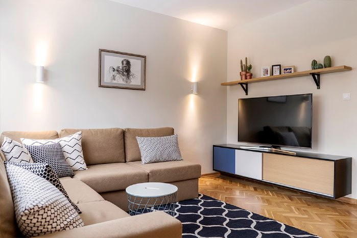 Топ 5 вечни цветове за хола, които придават красота на вашия дом